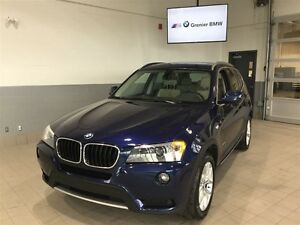 2013 BMW X3 xDrive28I+Premium pack+Impeccable
