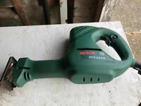 Bosch electrical garden saw