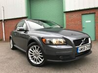 2009 (58) Volvo C30 1.6 D SE 34,000 MILES FULL VOLVO SERVICE HISTORY IMMACULATE CONDITION