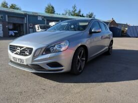 2011 VOLVO V60 1.6 D DRIVe Just Serviced 60.000 miles
