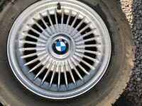 BMW E34 alloys 15 inch