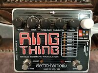 Ring Thing.. EHX.. Electro Harmonix Ring Modulator
