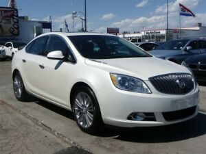 2014 Buick Verano PREMIUM|LOADED|GPS|B.CAMERA|LEATHER|SUNROOF