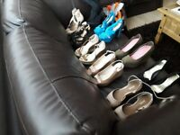 Mixture size 5 womens shoes