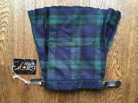 Scottish Black Watch Tartan Childrens Kilt by Glen Appin, size 2 years