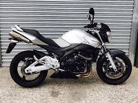 Mint 2008 Suzuki GSR 600 ONLY 8K, ***REDUCED TO £3195*** TRADE IN CONSIDERED, CREDIT CARDS ACCEPTED