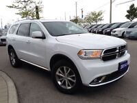2014 Dodge Durango *4X4***LIMITED***POWER SUNROOF***DUAL HEADRES