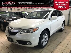 2013 Acura RDX PREMIUM LEATHER/SUNROOF/ONLY 53.000KM