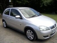 VAUXHALL CORSA 1-2 ACTIVE TWINPORT 3-DOOR 2006 82,000 MILES ENGINE REQUIRES ATTENTION STARTS DRIVES
