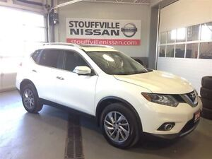 2014 Nissan Rogue SL  Leather and Navigation Nissan CPO Low Rate