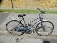 Classic Vintage BSA Town Bike