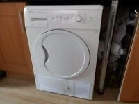Beko Condenser Dryer 8KG - Spares & Repairs