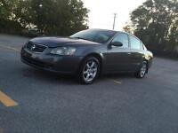 2005 Nissan Altima full automatic only 120000km