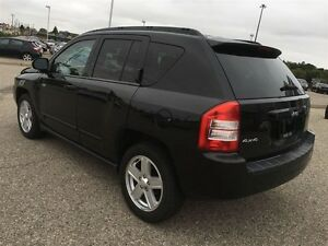 2010 Jeep Compass 4X4 ACCIDENT FREE SPORT/NORTH POWER PKG ALLOYS Kitchener / Waterloo Kitchener Area image 4
