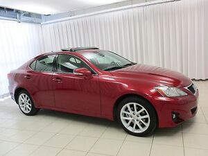 2013 Lexus IS 250 AWD SEDAN