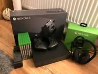 Complete Xbox One Bundle - EXCELLENT VALUE