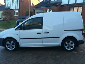 Vw caddy 1.9TDI 73000 miles