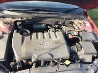 Mazda - ford 1.8 16v engine & Gearbox