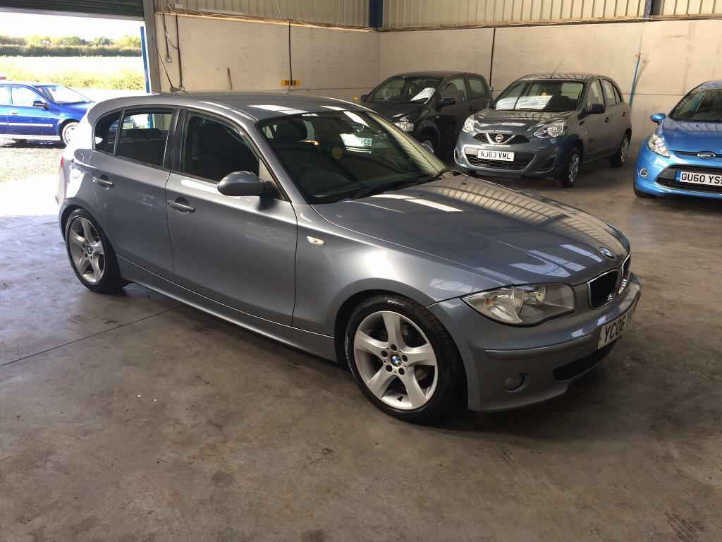 06 Reg Bmw 118d sport 5 dr 1 previous owner guaranteed cheapest in country