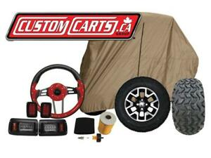Golf Cart Parts & Accessories ~ Customize your cart