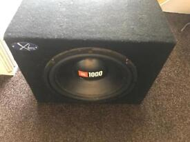 12 inch jbl subwoofer in box 1000 watts