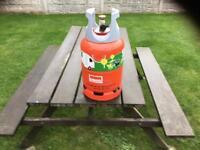 Calor lite weight gas bottle