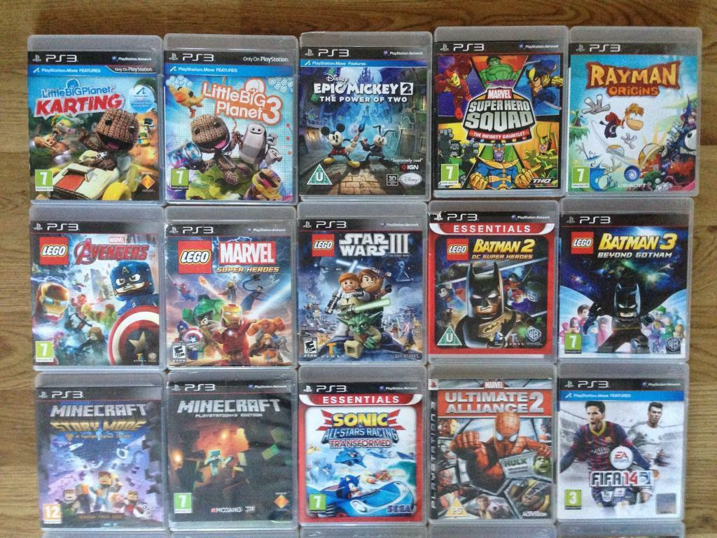 PS3 kids games | in Stanley, County Durham | Gumtree
