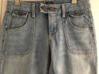 Citizens of Humanity flared jeans, 25inch waist