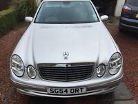 Mercedes Benz E200 Advantgard Very Low Miles69K, 12+Month MOT