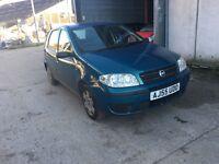2005 55 Fiat Punto 1.2 8v Active 5dr