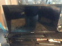 Television (for spares and repairs )