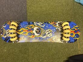 10 wheeler skateboard