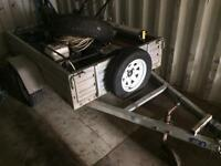 Apache trailer 6ft x 4ft