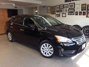 2014 Nissan Sentra 1.8 S 1 OWNER LOCAL TRADE!!!