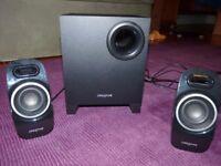 Creative A250 speaker system