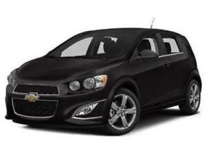 2015 Chevrolet Sonic LTZ HATCH TURBO MAGS TOIT CUIR A VENIR
