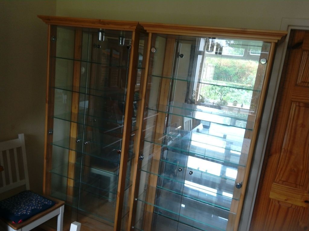 #5E3E20 Tall Display Cabinet In Cambridge Cambridgeshire Gumtree with 1024x768 px of Highly Rated Corner Glass Display Cabinet Gumtree 7681024 picture/photo @ avoidforclosure.info