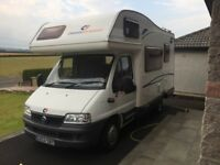 ** CI Riviera 2.8 litre 100 ** COMPACT 4 BERTH MOTORHOME / CAMPERVAN ** VERY LOW MILEAGE **