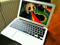 "2014 macbook air 11"" near immaculate condition -Quick sale"
