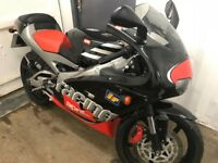 1999 Aprilia RS 125 . Full engine rebuild