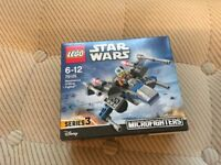 LEGO 75125 Star Wars Microfighters - Resistance X-wing Fighter Set (New) - Collect Only