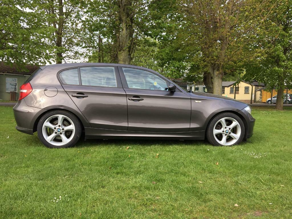 bmw 118d 2008 auto fsh 3400 no offers in hucknall nottinghamshire gumtree. Black Bedroom Furniture Sets. Home Design Ideas