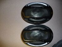 Pioneer TS-A6903i Speakers