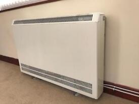 Dimplex FXL Fan assisted Night Storage Heaters with integrated 1.5KW Fan Heater.