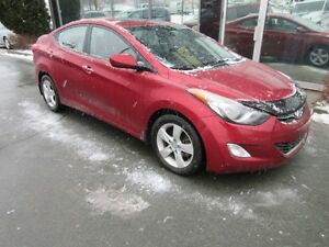 2013 Hyundai Elantra AUTO GL SEDAN WITH ALLOYS