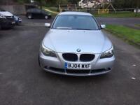 BMW 5 Series 3.0 530d SE 4dr full service history