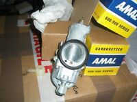 BSA A65 new amal concentric carbs 32mm still boxed and other new spares