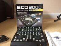 Behringer BCD3000 B-Control DEEJAY mixer USB boxed