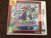 Nintendo 3Ds game MarioParty Island Tour