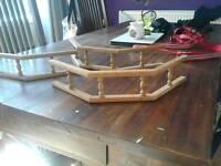 Shelf rails